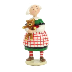 Collectible Figurine Pixi Bécassine with his Teddy Bear 6443 (2012)