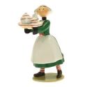 Figura de colección Pixi Bécassine llevando una bandeja 6453 (2012)