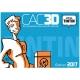 Comics figures catalog cac3d Tintin Pixi / Fariboles / Moulinsart / Leblon 2017