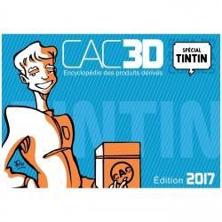 Catalogue cac3d cotes de figurines Tintin Pixi / Fariboles / Aroutcheff (2017)