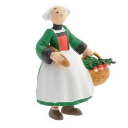 Figura de colección Plastoy: Bécassine en el mercado 61022 (2014)