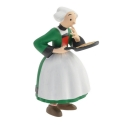 Collectible Figurine Plastoy: Bécassine with her pancake stove 61021 (2014)