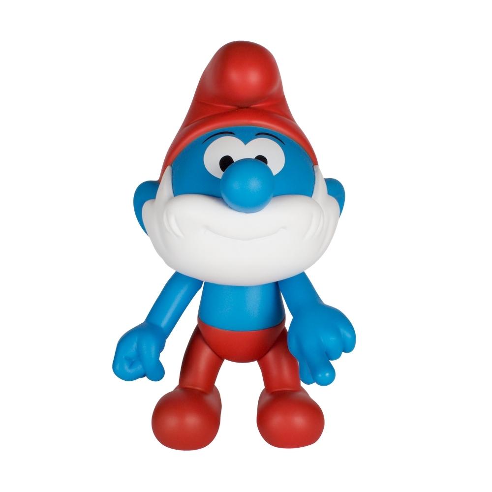 Collectible Figure Leblon-Delienne The Smurfs Papa Smurf