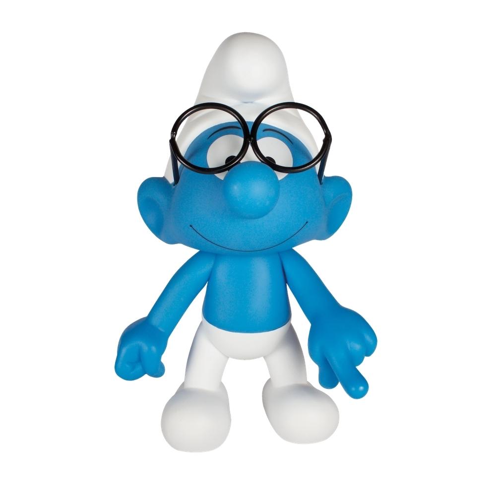 Collectible Figure Leblon Delienne The Smurfs Brainy Smurf