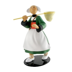 Figura de colección Leblon-Delienne: Bécassine pescando a pie 01505 (2013)