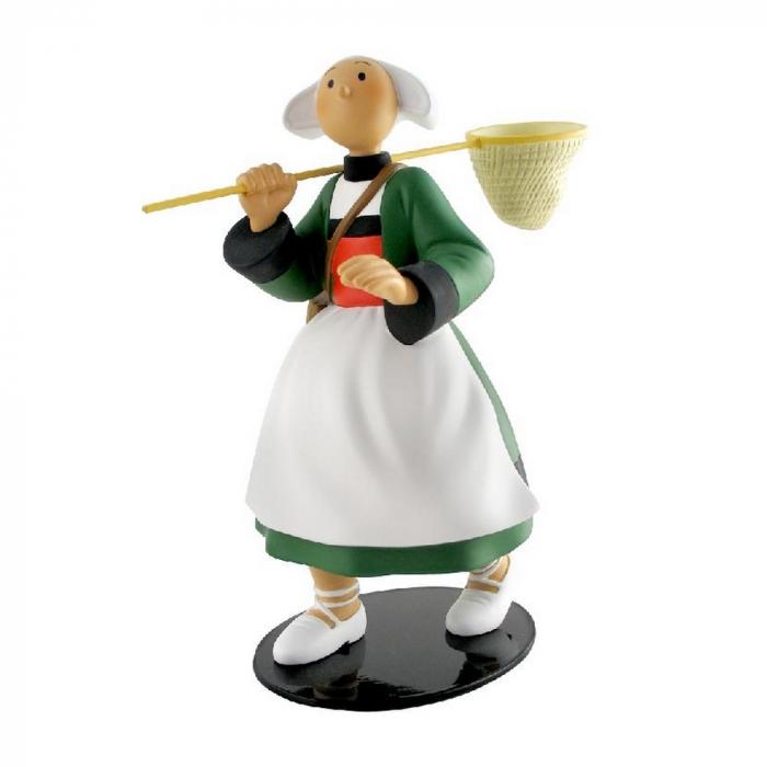 Collectible Figurine Leblon-Delienne: Bécassine Fishing 01505 (2013)