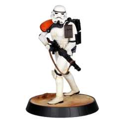 Estatua de colección Gentle Giant Star Wars Episodio VII Sandtrooper 1/6 (80330)