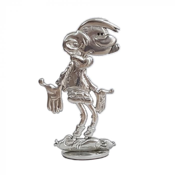 Collectible figurine Gaston Lagaffe Les étains de Virginie (2016)