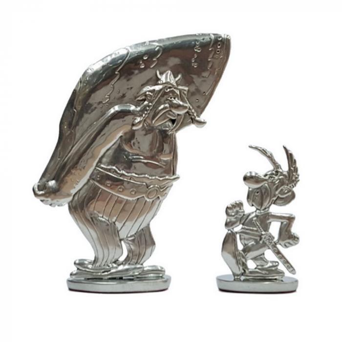 Figurines de collection Astérix et Obélix Les étains de Virginie (2015)