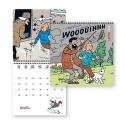 2014 Calendar The Adventures of Tintin 30x30cm (24300)