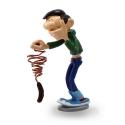Collectible Figurine Pixi Gaston Lagaffe the blood sausage ressort 6574 (2017)