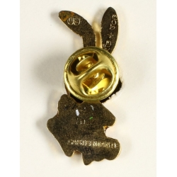 Pin's de Yakari Nanabozo dorado (Casterman 92)