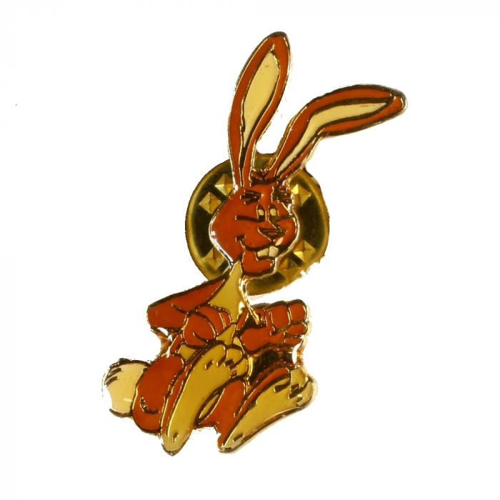 Pin's de Yakari Nanabozo Version dorée (Casterman 92)