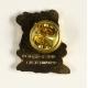 Pin's de Yakari les deux oursons Version dorée (Casterman 92)