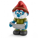 The Smurfs Schleich® Figure - The Jungle Papa Smurf (20777)