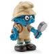 The Smurfs Schleich® Figure - The Jungle Smurf, nature watcher (20778)