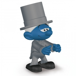 The Smurfs Schleich® Figure - The Bridegroom Smurf (20796)