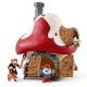 Cofre La casa de Los Pitufos con 2 figuras Schleich® (20803)