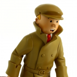 Collectible Resin Figure Tintin and Snowy ils arrivent !! 21cm (2017)