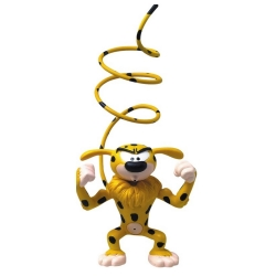 Figurine de collection Plastoy Le Marsupilami musclé 65030 (2015)