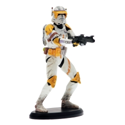Estatua de colección Star Wars: Commander Cody Attakus 1:10 - SW005 (2010)