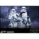 Figures set Hot Toys Star Wars First Order Stormtrooper Officer 1/6 902604
