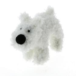 Soft Cuddly Toy Tintin: Snowy 8cm 35139 (2017)