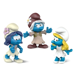 The Smurfs Schleich® Figures Movie Set 2 (20801)