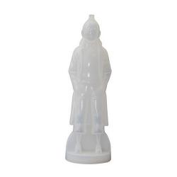 Figura de colección Tintín Oscar translúcido 29cm 43500 (2017)