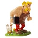 Figurine de collection Pixi Astérix Cétautomatix le forgeron faché 4192 (2004)