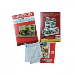 Collectible diorama Toubédé Editions Gaston Lagaffe: Street Scene (2014)