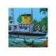 Collectible diorama Toubédé Editions Marsupilami: The Boat (2015)