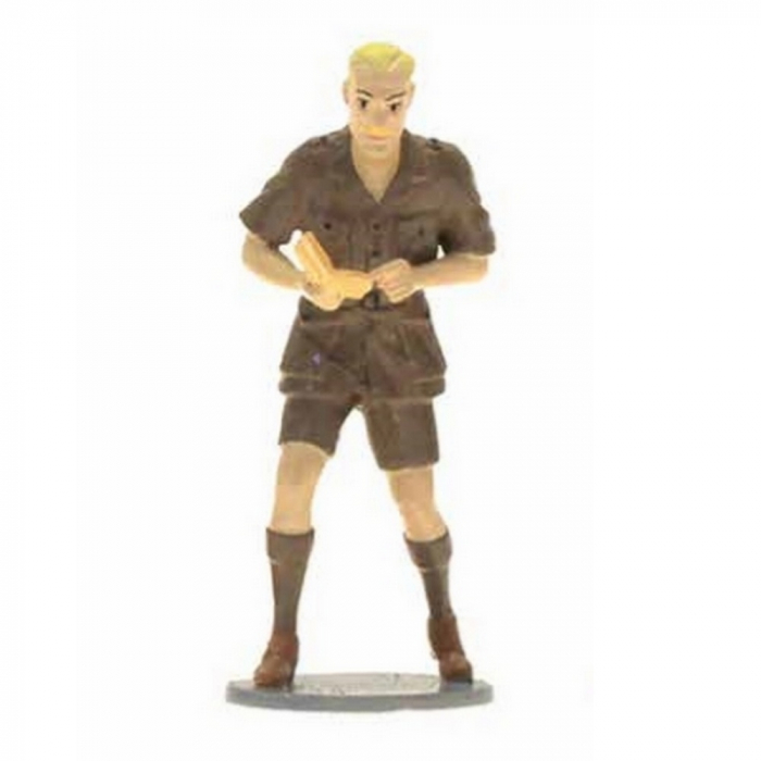 Figurine de collection Pixi Blake et Mortimer, Blake et le plan 5189 (2017)