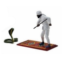 Collectible Figure Pixi Blake and Mortimer Nasir and the cobra 5191 (2017)