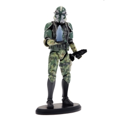 Estatua de colección Star Wars: Commander Gree Attakus 1:10 - SW007 (2010)