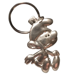 Collectible Keychain Figure Les étains de Virginie The Smurf Vintage (2017)