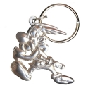 Collectible Keychain figure Astérix with his sword Les étains de Virginie (2015)