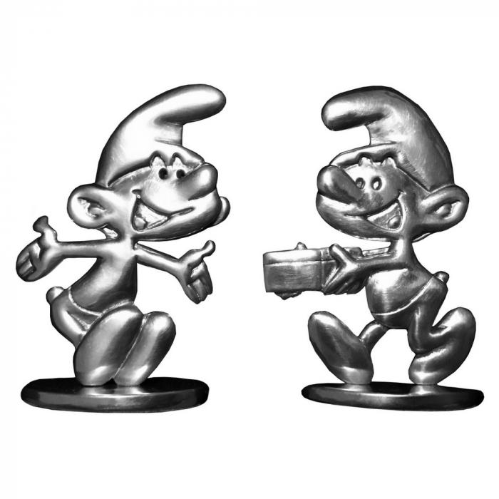 Collectible Figures Les étains de Virginie The Smurfs Vintage (2017)
