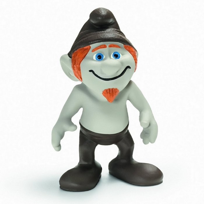 The Smurfs Schleich® Figure - The Troll Smurf (20758)
