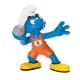 The Smurfs Schleich® Figure - The Smurf shot putter (20742)