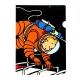 Carpeta dossier A4 Las aventuras de Tintín en la luna (15124)