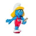 The Smurfs Schleich® Figure - The Smurf relay runner (20739)