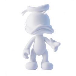 Figura de colección Leblon-Delienne Artoyz Disney Pato Donald Duck (Blanco)