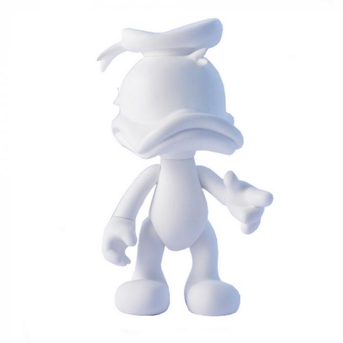 Figura de colección Leblon-Delienne Artoys Disney Pato Donald Duck (Blanco)