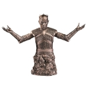 Busto de colección Dark Horse Game of Thrones: The Night King (Copper Edition)