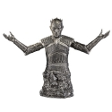 Busto de colección Dark Horse Game of Thrones: The Night King (Silver Edition)