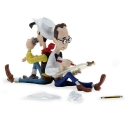 Collectible Figure Pixi Lucky Luke and Morris Back to back 5482 (2017)
