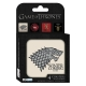 Set de 8 sous-verres ABYstyle Game of Thrones (Maisons)