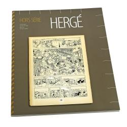 Catálogo de la subasta Hergé en Namur Tintín (2009)
