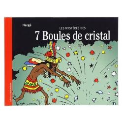 Hergé, Moulinsart: Les Mystères des 7 Boules de cristal FR (2012)